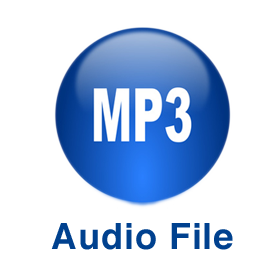 MP3 audio file